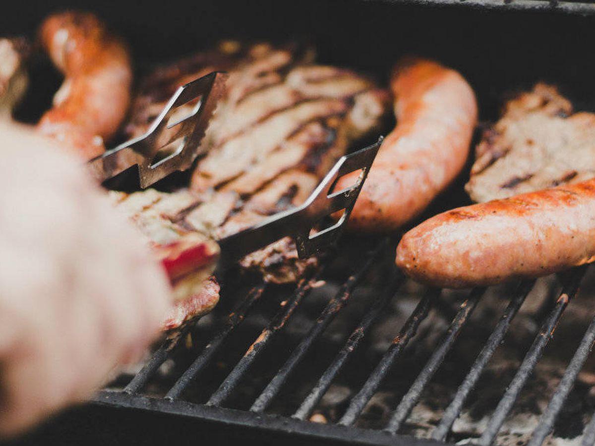 Foto: La barbacoa es uno de los placeres del verano.