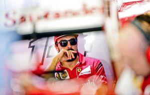 'El pequeño Alonso' tiene seis años, es de Abu Dabi y fan de Ferrari