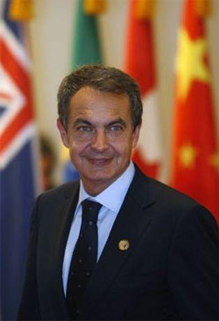 Foto: Zapatero estará en Zurich para apoyar la Candidatura Ibérica y 'su' Mundial de 2018