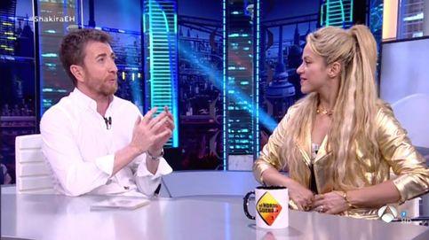 Shakira y Pablo Motos entierran el hacha de guerra tras ocho años de polémica