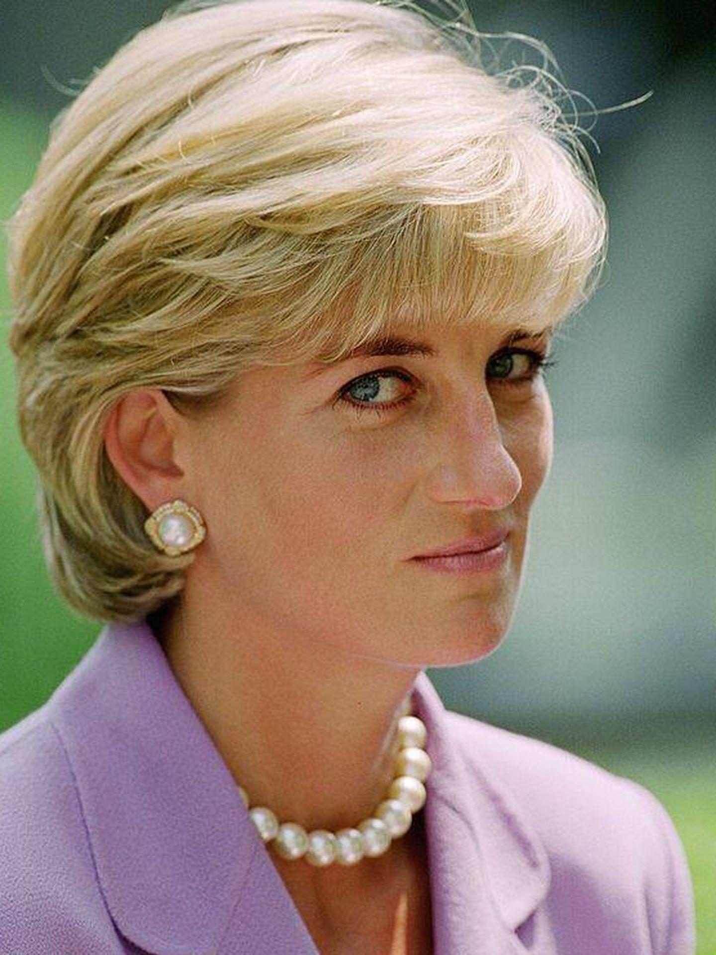 Diana de Gales. (Getty)