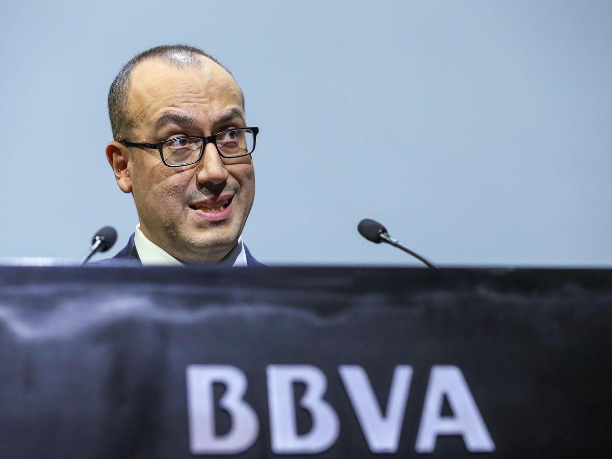 Foto: Onur Genç, CEO de BBVA. (EFE)