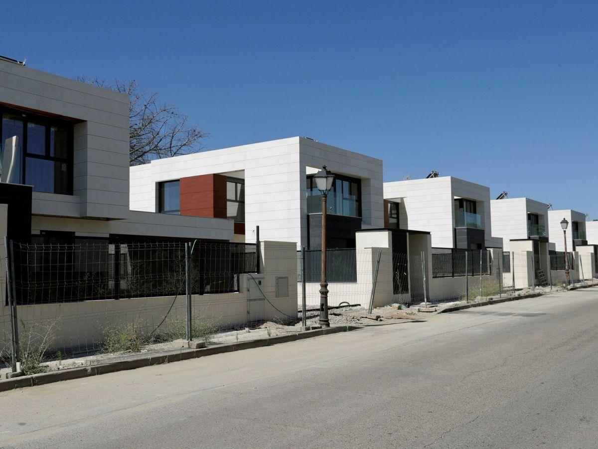 Foto: Promoción de obra nueva de viviendas. (EFE)