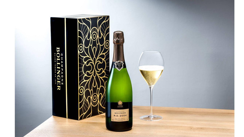 Foto: Bollinger R.D. 2004 es el reflejo del trabajo y la exclusividad de sus viñedos.
