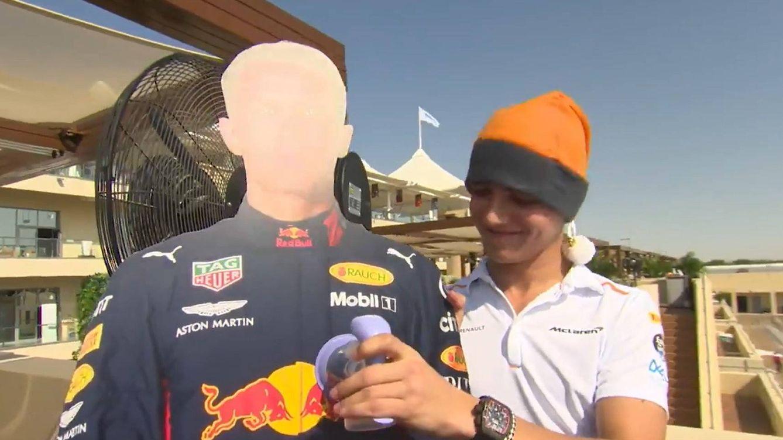 Los regalos que los pilotos de F1 se hicieron: del sacaleches al retrovisor (con mala leche)
