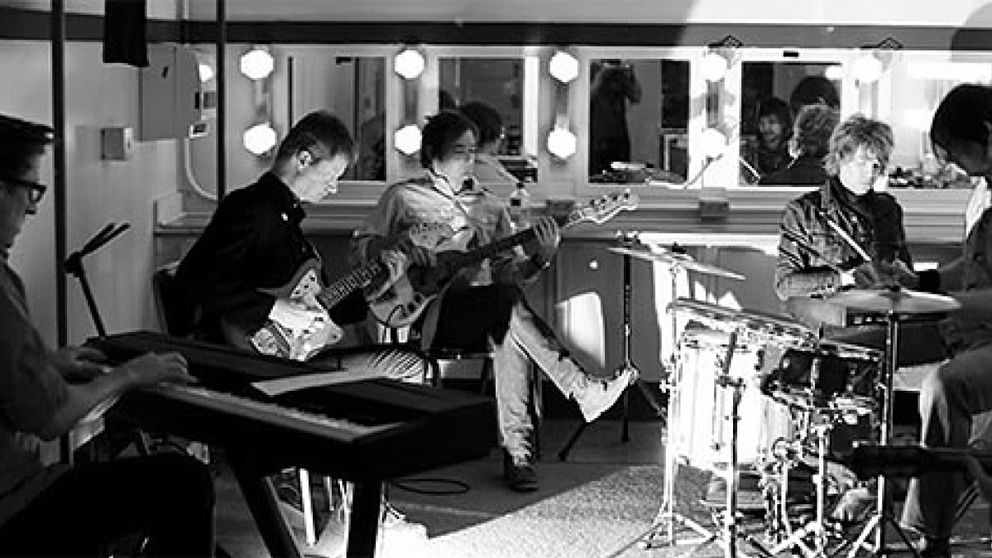 Wilco, los músicos mimados de Obama