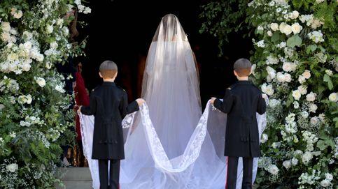 Las novias Windsor: sus vestidos de boda desde Isabel II a Beatriz de York