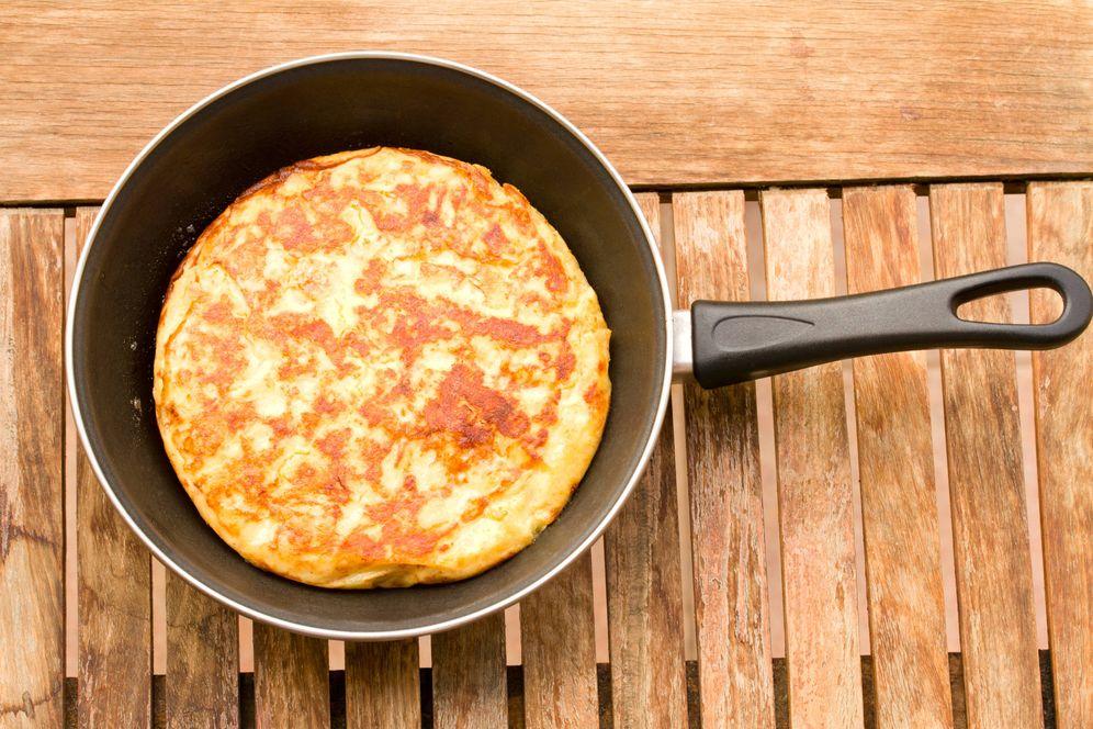 Foto: Tortilla de patatas. (iStock)
