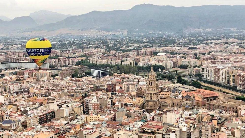Foto: Foto: Ayuntamiento de Murcia (Twitter).