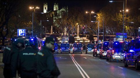 Interior activa a todos los antidisturbios de Madrid para frenar Rodea el Congreso