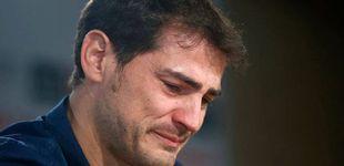 Post de Tranquilos, Iker Casillas ha superado tragos peores
