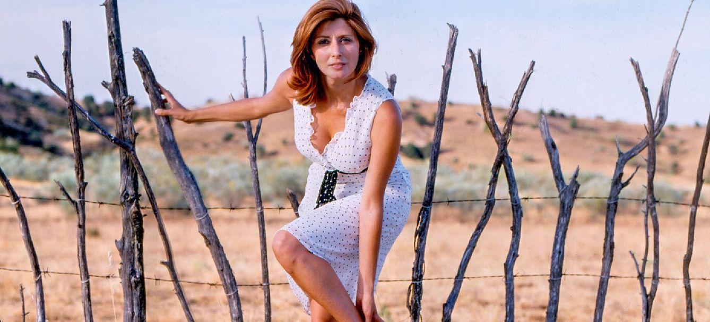 Foto: Patricia Betancort en una imagen de su web oficial