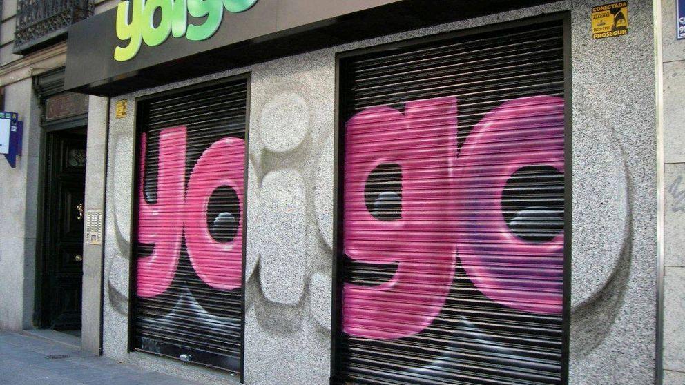 Tiendas franquiciados de yoigo echan el cierre no for Oficinas yoigo