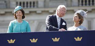 Post de Silvia de Suecia, mediadora de la mala relación entre Magdalena y el rey sueco
