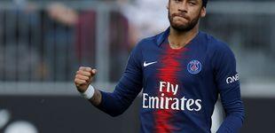 Post de El palo a Neymar del PSG (por su buena vida) y el de Brasil al embargarle 36 propiedades