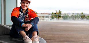 Post de El milagro de Laia Sanz para llegar sana al Rally Dakar 2019