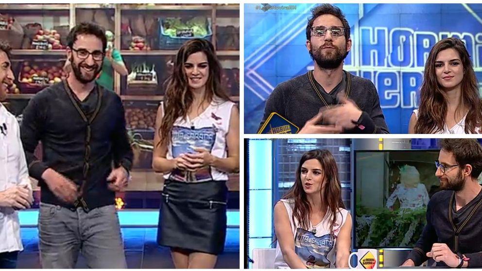 Lluvia de críticas para Clara Lago y Dani Rovira por su sinceridad en Antena 3