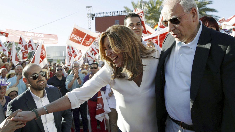 Sánchez releva a Alfonso Guerra como presidente de la Fundación Pablo Iglesias