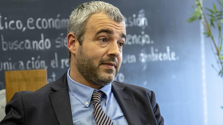 El presidente de Aena, Maurici Lucena. (El Confidencial)