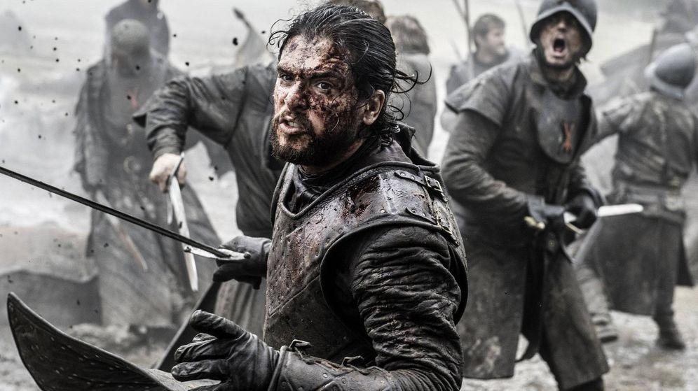 Foto: Fotograma de 'La batalla de los bastardos' de la serie 'Juego de tronos'