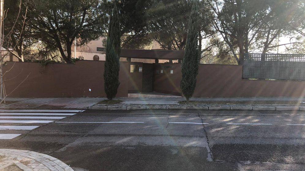 Foto: La embajada de Corea del Norte en Madrid.