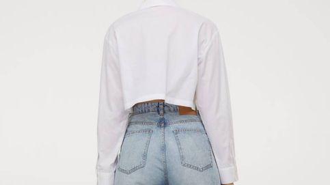 Los vaqueros culotte arrasan y estos de H&M son cómodos y favorecedores