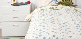 Post de Los más pequeños quedarán encantados con estas fundas nórdicas de Ikea para ellos