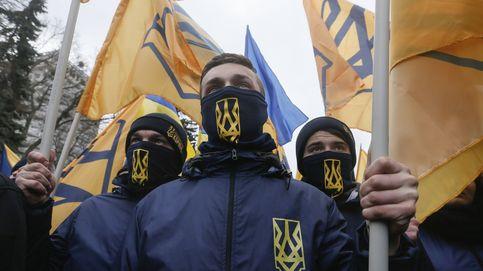 Marcha del orgullo nacional en Kiev