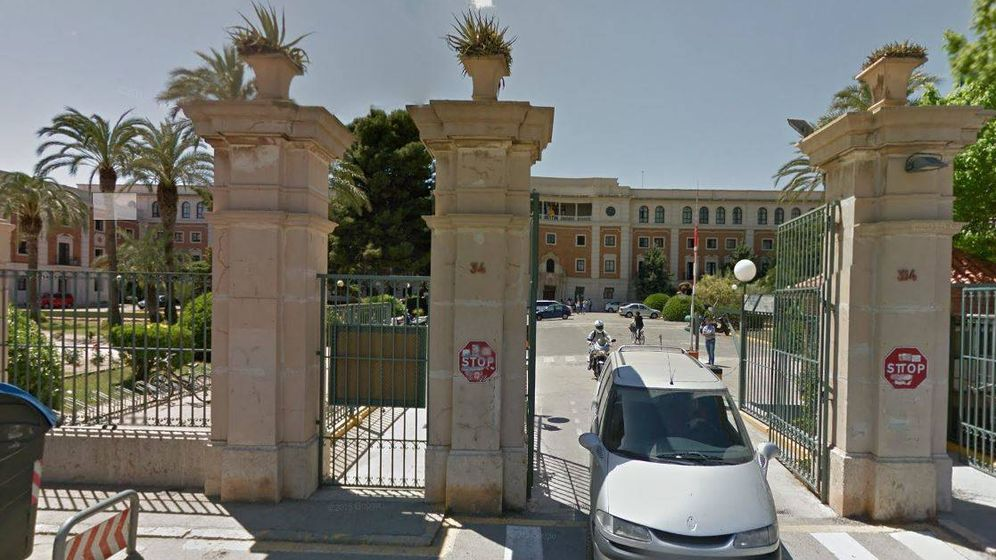 Foto: Detenido un menor por agredir a su profesora con un objeto punzante. (Google Maps)