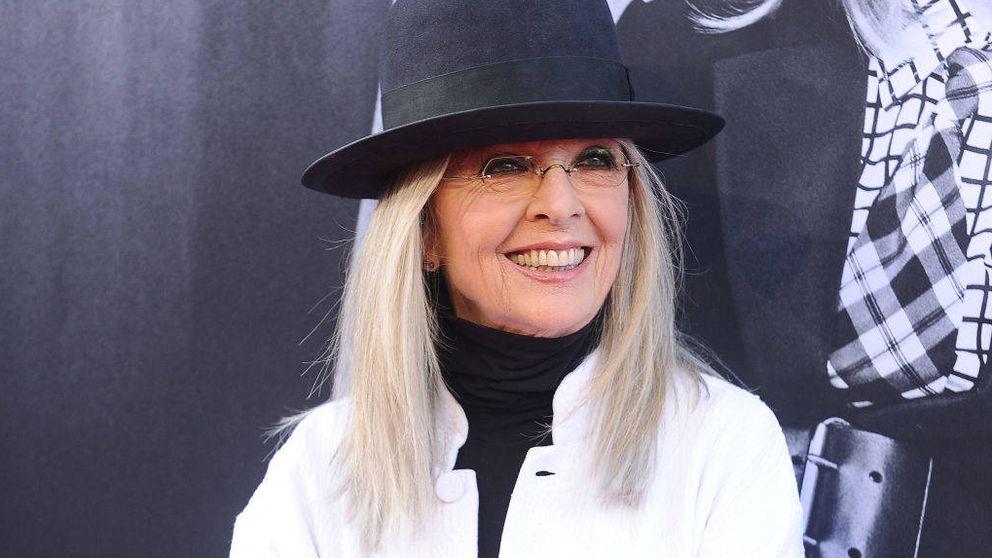 Diane Keaton, el estilo más poderoso de Hollywood (con 74 años)