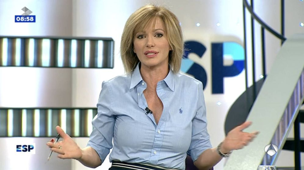 Programas tv el motivo por el que susanna griso no est for Antena 3 espejo publico programa hoy