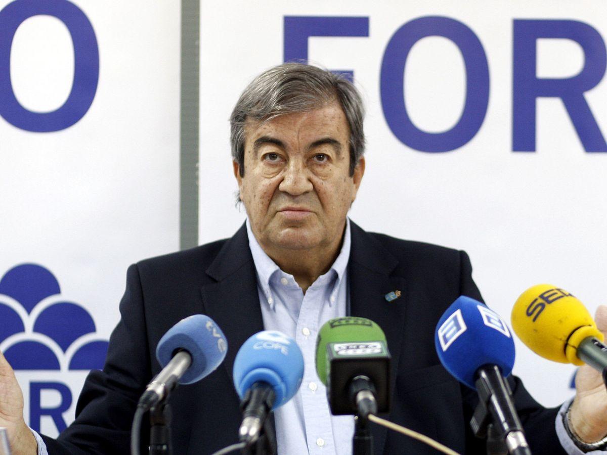 Foto: Álvarez-Cascos, en una imagen de 2016. (EFE)