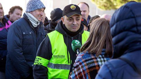 Los taxistas llevan a Bruselas su exigencia de regular el sector de los VTC