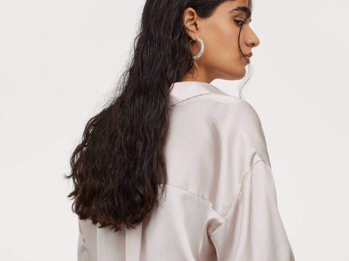 Foto: La blusa de HyM. (Cortesía)