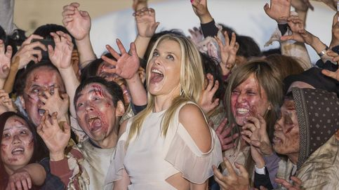 Zombies por 'Resident evil: el capítulo final'