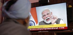 Post de India decreta el confinamiento de sus 1.300 millones de habitantes durante tres semanas