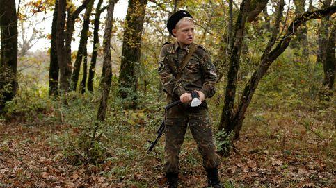 Educación patriótica y militar para jóvenes rusos