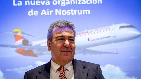 Air Nostrum será mayoritaria en la fusión con CityJet y reorganiza toda su estructura