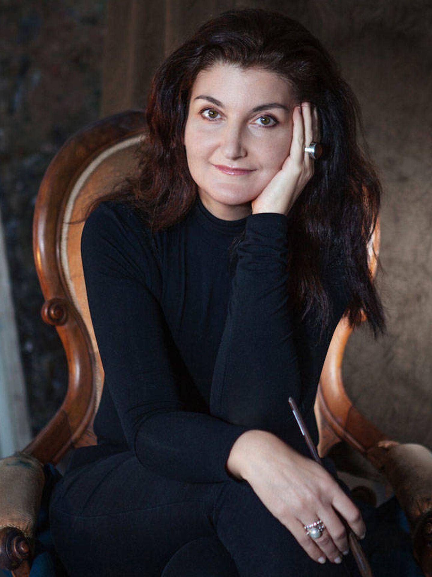 Miriam Escofet. (Foto: Aliona Adrianova)