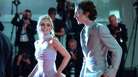 Timothée Chalamet confirma su ruptura con Lily-Rose Depp