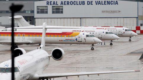 Estos son los vuelos de Air Nostrum cancelados en su último día de huelga