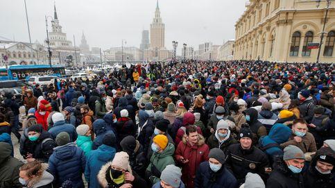 Los seguidores de Navalni mantienen el pulso a Putin en nueva oleada de protestas