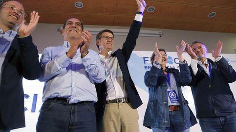 Feijóo, tras su victoria: Galicia es una excepción de la política española