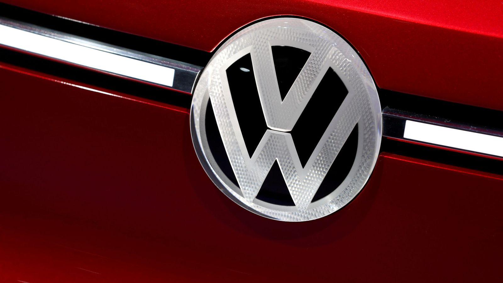 Foto: Logo de Volkswagen. (REUTERS)