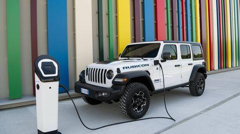 Jeep Wrangler 4xe: el todoterreno que cruza montañas o ríos... sin emisiones