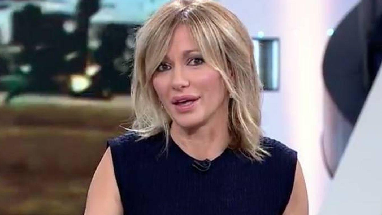Susanna Griso, en 'Espejo público'. (Antena 3)
