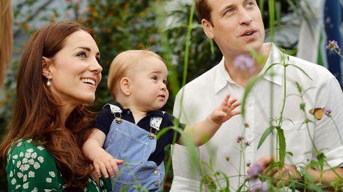 'We love George de Cambridge': las 20 imágenes más tiernas que resumen sus dos años de vida