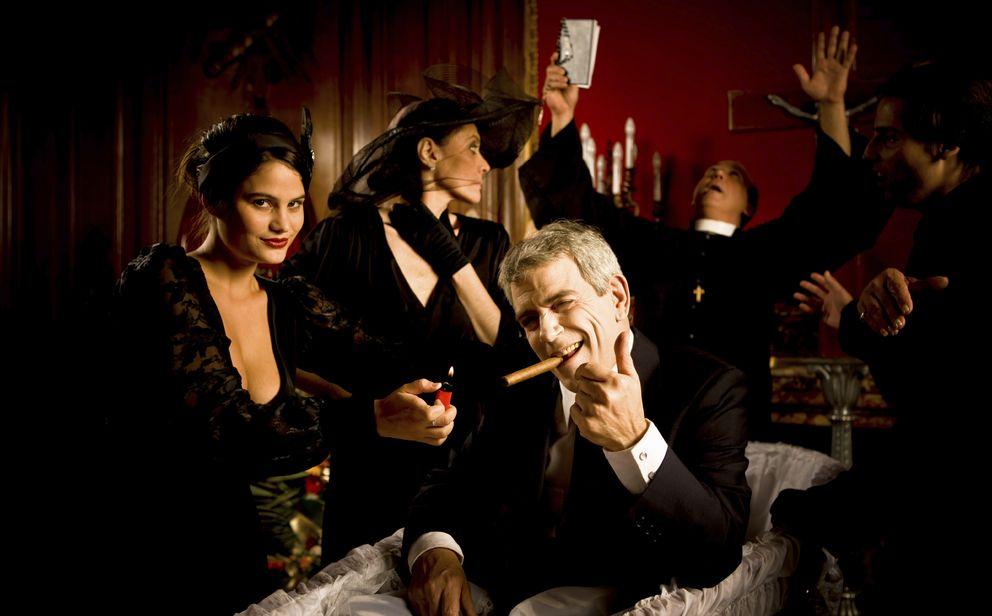 Foto: No, un funeral no es un buen momento para pedirle trabajo a ese familiar al que le va tan bien. (iStock)