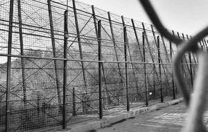 Dos minutos y medio para saltar la valla de Melilla