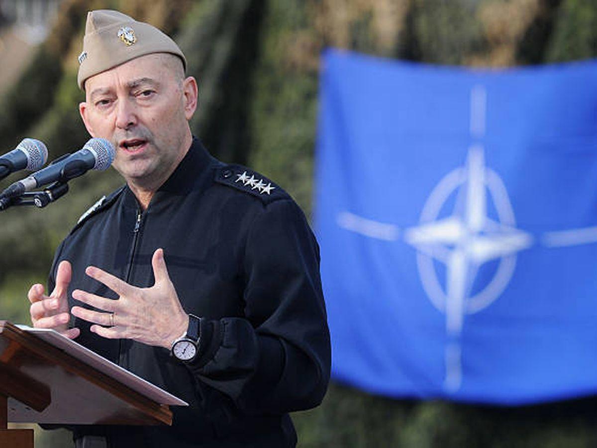 Foto:  Jim Stavridis, antiguo Comandante Supremo Aliado en Europa de la OTAN. (EFE)